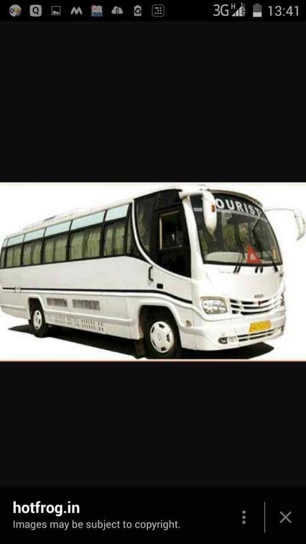 daily bus service to Mumbai, Pune, Hyderabad, Bangalore, indore, Surat, Nagpur, Aurangabad, goa