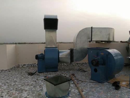 Ducting fabricators and air ducting manufacturer in Ahmedabad Gujarat  - by Arpan Fabricator, Ahmedabad
