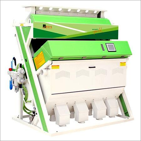 Rice Color Sorter In Coimbatore Mark Trendz In Coimbatore Trendz Color Sorter In Coimbatore Raw Rice Color Sorter In Coimbator Double Boiled Rice Color Sorter In Coimbatore Bichromatic Color Sorter In Coimbatre Trichromatic Color Sorter In  - by Promech Industries, Coimbatore