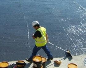 We are a leading service provider of industrial cooling and waterproofing in Ahmedabad, Gujarat.