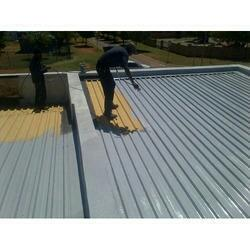 Panache green tech is a leading supplier for Waterproofing on corrugated sheets. We are located in Vadodara, Gujarat.