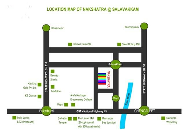 We are introducing a new project in near CHENGALPET.The Exact place Salavakkam CHENGALPET - by Shree Ganesh Properties, Chennai