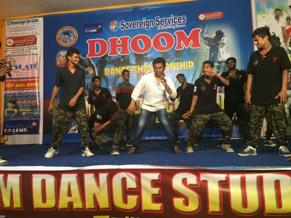 It's my performance on event  - by Schoolevents121.com, Hyderabad