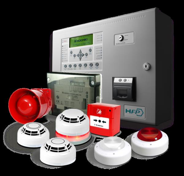 FIRE ALARM SYSTEM DEALERS IN PUNE   CONTACT : 9860100986 - by Paras Telecom Pvt.Ltd, Pune