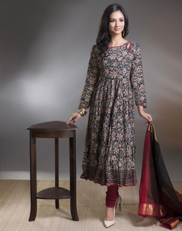 We are sale all type of Kalamkari sarees and Dresses in best price special casual lover ... - by Karishma Dresses, Rajkot