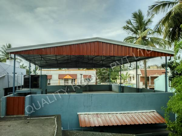 Best Terrace Roofing In Chennai                         We are the best Terrace Roofing In Chennai. we are the best Terrace Roofing Solution In Chennai. we are the best Summer Roofing Contractors In Chennai.we provide the best quality Roofing Material and quality Roofing services for your Industrial Roofing purpose and Residential Roofing purpose.