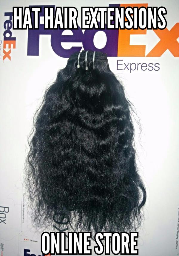 Hair Extensions Online Marketplace - by HAT HAIR EXTENSIONS, Chennai