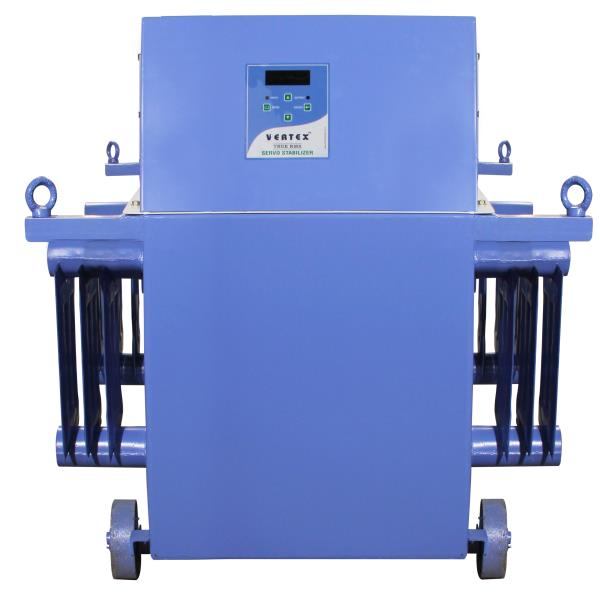 "Servo Stabilizers ""Adopting latest technological innovations, we have been able to manufacture a precisely controlled range of Servo Controlled voltage stabilizers. These are fabricated using superior quality raw material and can be customi - by VERTEX POWER SOLUTIONS PVT LTD 9940058974, Chennai"