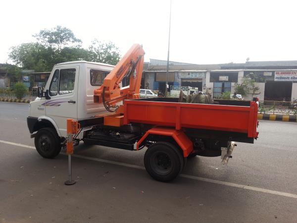 We manufacture Solid Waste Handling Equipments : Garbage Tipper Garbage Hopper (High Rise Tipper) Dumper Placer Skip Lifter Container Carrier Garbage Compactor