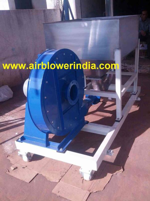 We offer a wide range of Industrial Air Blower, which is manufactured using high quality stainless steel and mild steel and finds its usage mainly in industry, hotels, hospitals, residents and cinema hall. - by Surya Industrial Equipment, Vadodara