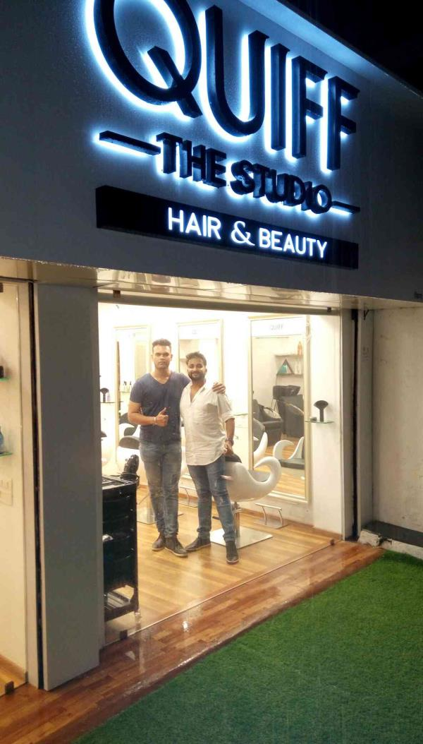 The Best Hair And Beauty Saloon in Hill Road - by Quiff The Studio, Mumbai