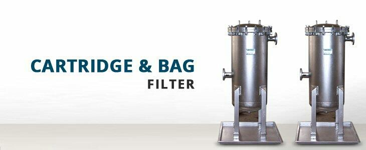 we are leading manufacturer of cartridge and bag filter in Ahmedabad  - by Flair Strainer and Filter, Ahmedabad