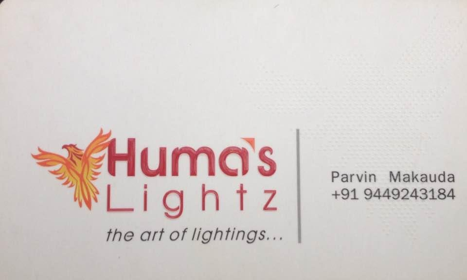 The exclusive lighting hub  Home decorative & architectural lighting  - by Humas Lightz, Ahmedabad