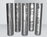 Electro-Mechanically Engraved Rollers  Specification Circum : 340mm to 1150mm Length : 380mm to 1600mm Engraving depth : depends upon job Diameter deviation limited to ±0.01mm Chrome hardness : 800-1000 Hv  Use : Suitable for various kinds  - by SARPO GRAVURES PRIVATE LIMITED, Ahmedabad