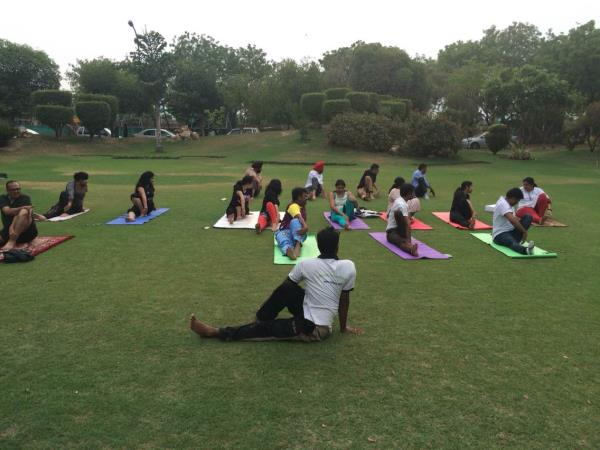 The focus of reaching the masses and spreading awareness among them of how yoga is one of the best medicines available in today's era for elimination of common diseases and lifestyle problems has been reaching new heights. IHS conducted num - by YOGA CLASSES AT HOME, Delhi
