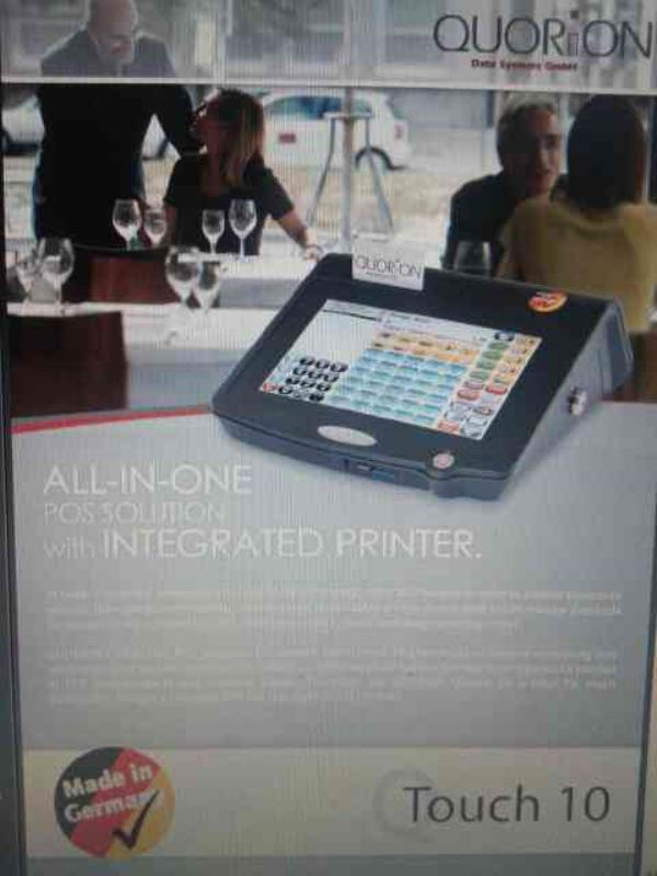QTOUCH 10 made in Germany Touch screen POS  solution - by Shivangi Ent. PVT.LTD, 1/5 Lalita Park Laxmi nagar Delhi 92