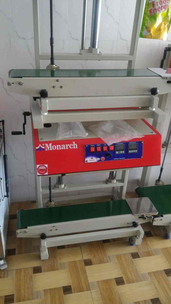 We Monarch Appliances is one of the leading manufacturer and suppliers of packaging machinery in Ahmedabad Gujarat India
