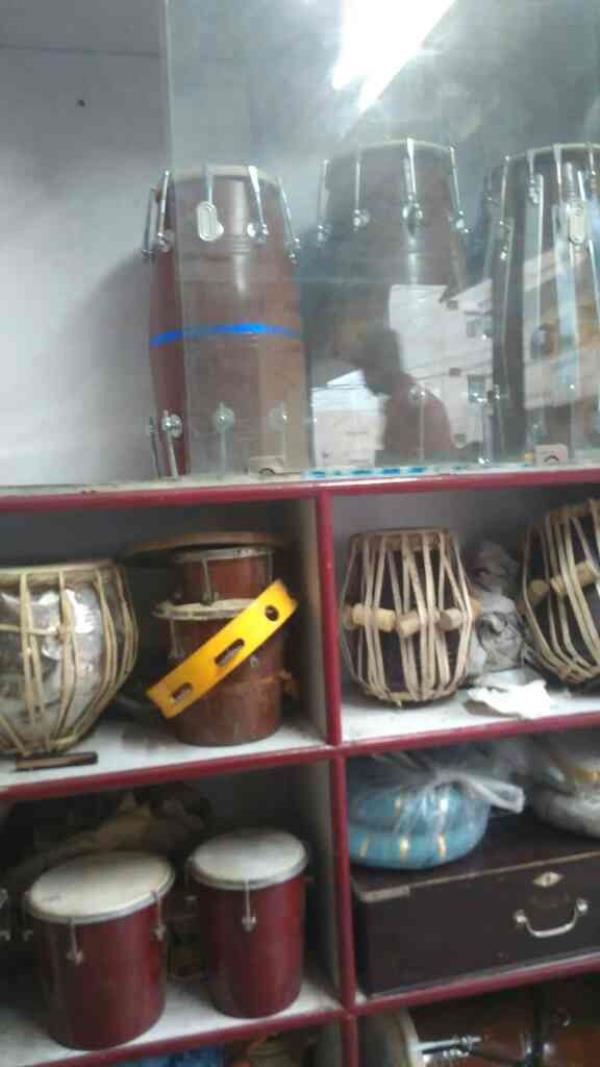 All type of musical instruments are available  - by Gupta Musical Store, Indore