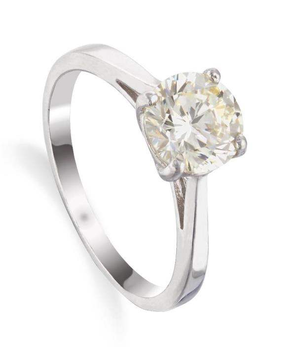 Loose Moissanite  Celebrate your precious moment with our Moissanite Solitaire in Wedding & engagement rings. for more variety & designs pls visit our store or call at 8800150712  Moissanite Solitaire Moissanite Diamond Moissanite Rings Moi - by Tushar Gems, Delhi