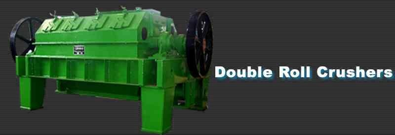 Double Roll Crusher  Ecoman is one of the principal industrial equipment manufacturer which has been making, selling and distributing, an array of high-end industrial machines especially the crushers of all types and profoundly the roll cru - by Ecoman, Vadodara
