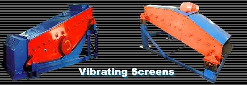 Versatile Vibrating Screens Add Value To All Genre Applications  Vibrating screens are specially crafted motorized devices that are used in applications across a spectrum of industries, be it the food, ceramics, sand and allied coarse or chemicals.  One of India's top-notch Vibrating screen manufacturers, Ecoman, particularly manufactures special type of vibrating screens which are powered by internal vibratory motor. The complete device is available in various sizes and types, specifically applicable for different types of industrial applications. The circular vibrating screen, which is the most commonly preferred screen of the two variants available in the market, is a robust screen specially crafted for coarse and medium fine applications.  Circular vibrating screens are medium amplitude devices that come with an ordinary motor and based on the characteristics of the particle, amplitude and frequency of the device actually vary.  Supported by springs, the circular vibrating screen comes with a shaft at the axis of the deck so as to keep the device working without any errors.  Vibrating screens applications in varied industrial sectors  Salt & SugarSand & GravelGranular MaterialsCeramicsPelletsCrushed StoneMinerals  Adding value to the process  Ecoman produces exclusive range of circular screen that best suit varied applications.  Our range includes  Circular motion vibrating screensLinear motion vibrating screens  Ecoman is best known for its unique Circular Motion inclined Vibrating Screen design which has two bearings and is also a free floating Vibrating Screen which is well-equipped to eminently screenevery free flowing material, enhancing process performance.  Circular motion vibrating screens specifications  Sizes available:Widths ranging from: 600 mm to 2500 mmLengths ranging from:1500 mm to 8000 mmNumber of Decks:up to 4Capacity (TPH):1000  Best Features  VersatileUser-friendlyHassle free operationPrecision based separationMaintenance free.