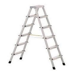 Double Sided Step Ladder Manufacturer  Double Sided Step Ladder Manufacturer in Chennai  Double Sided Step Ladder Manufacturer in Tamilnadu  Double Sided Step Ladder Supplier   Double Sided Step Ladder Supplier in Chennai  Double Sided Step - by SKY LIT LADDERS, Chennai