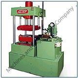 Hydraulic Paving Block Making Machine :  This Is A Hydraulic Paving Block Making Machine.The Machine Can Produce Only Paving Blocks.Standard Moulds Are Readily Available.Power Specification Can Be Changed According To The Countries.   We Are The Leading Manufacturers And Supplier Of Hydraulic Paving Block Making Machine In Coimbatore, TamilNadu, India.We Are The Leading Manufacturer And Supplier Of Hydraulic Paving Block Making Machine In Coimbatore, TamilNadu, India.
