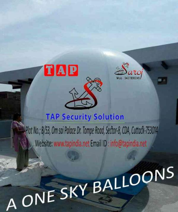 Advertisement Sky Balloons  - by Sky Balloon Manufacturer, New Delhi