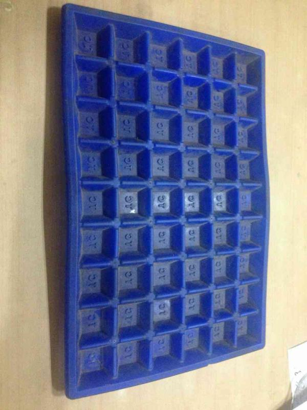 SAUCE TESTING TRAY UNBREAKABLE - by Sandeep Printers, Gurgaon
