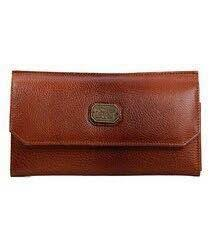 Best Women wallet of Leather in Vadodara Gujarat Ladies are always delighted with nice looking purse so here we are large range of Women wallet.  - by Vizebh Leather Products, Vadodara