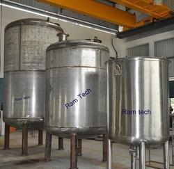 Stainless Steel Vessel Manufacture and Supplier in Chennai   With the thorough knowledge of the varied aspects of the market, we have been able to provide the customers with a commendable Stainless Steel Vessel. - by RAM TECH, chennai