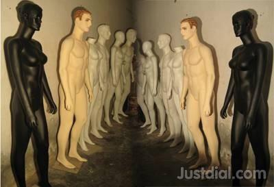 """VRRV Mannequins """" have embarked upon the mannequins manufacturing business in the year 1996, since then we have never looked back. We have been marked down as a noted manufacturer, exporter and supplier of Male & Female Mannequins, Display  - by VRRV Enterprises mannequin manufacturer, New Delhi"""