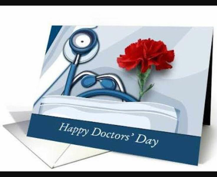 Happy doctors day  - Dr Kansal's Dentistree  - by Dr Kansal's Dentistree, Karnal