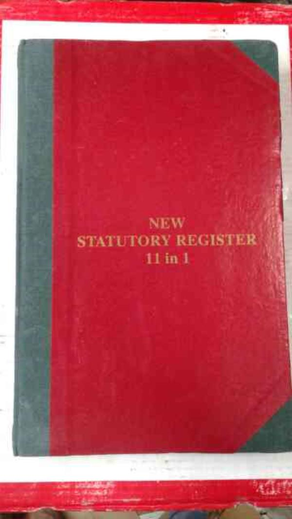 statutory register as per new companies act 2013