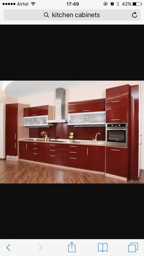 Modular kitchen  - by T S Mistry, Panaji