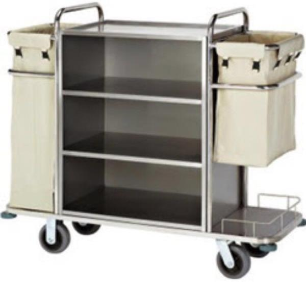 house keeping trolley - by Aggarwal Industries, Calcutta