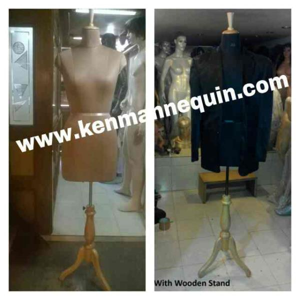 Torso with stand   - by Ken Mannequins, Mumbai