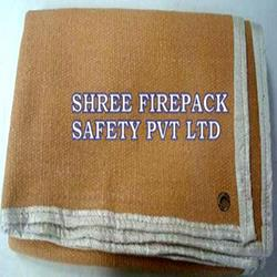 Shree Fire Pack Safety Pvt Ltd is Prominent Leading #Manufacturer and  Supplier of #Welding #Blankets Across the Globe.   These Welding blankets may be made up of Asbestos, Ceramic Fiber, or Fiber Glass. these blankets are used as welding curtain, protection of equipment in welding area, insulating cover, shields, gasket, pipe wrapping, fire extinguishing equipment etc.