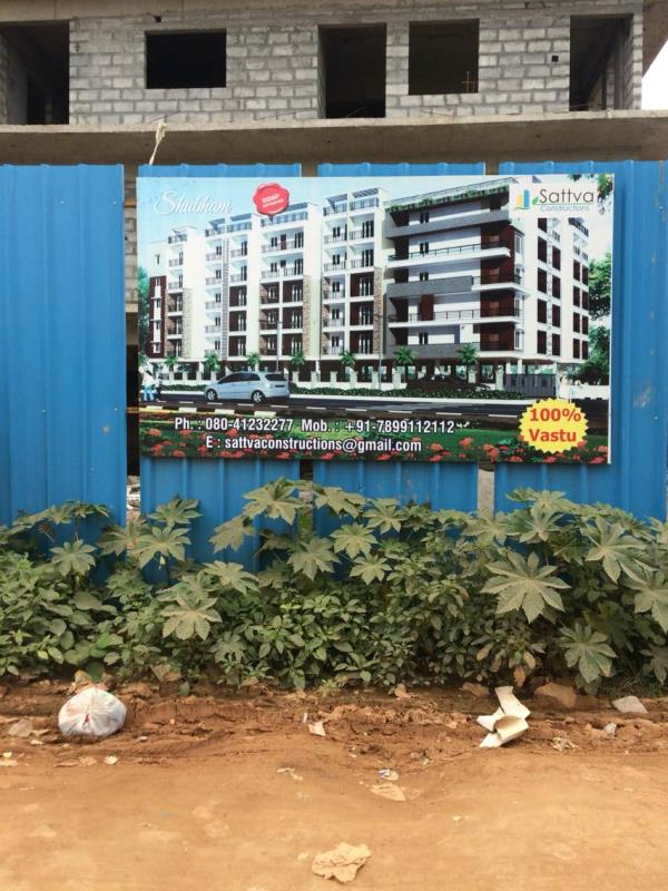 Flats in Bannerghatta Road