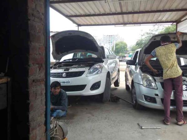 we are car service provider in bopal in Ahmedabad