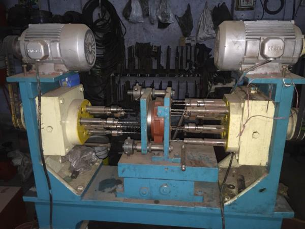 Multi spindle drilling machine we are supping agra - by Maruti Machine Tools , Rajkot