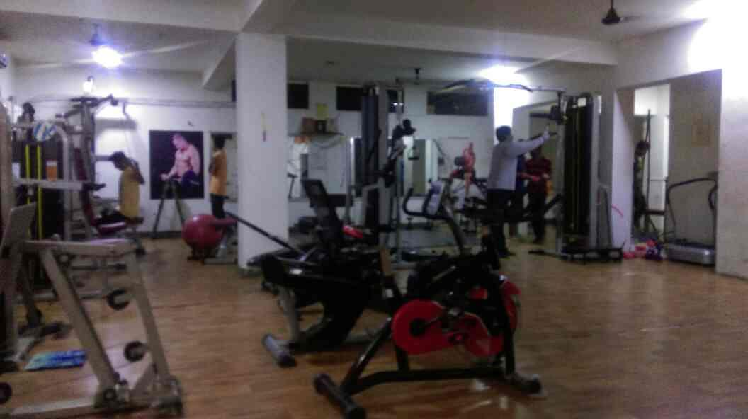 Health & fitness Gym in mansarovar jaipur