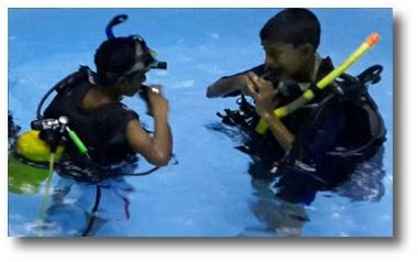 Are you looking for DIVING LESSONS FOR KIDS in Kerala? We have PADI Certified Trainers.We are PADI Certified Scuba Diving Institute in Kerala for the first of its kind.   - by NEEL DIVING INSTITUTE, Ernakulam