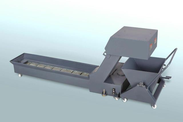 We are manufacture cnc machine chip-conveyor machine    - by Vivek industries, Rajkot