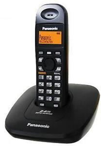 Panasonic Cordless Phone with Speaker and Digital Display  we are Authorised Dealer in South Delhi Region. You Can Visit Or Contact at Our Numbers Magic Telesystems - by Magic Telesystems, New Delhi