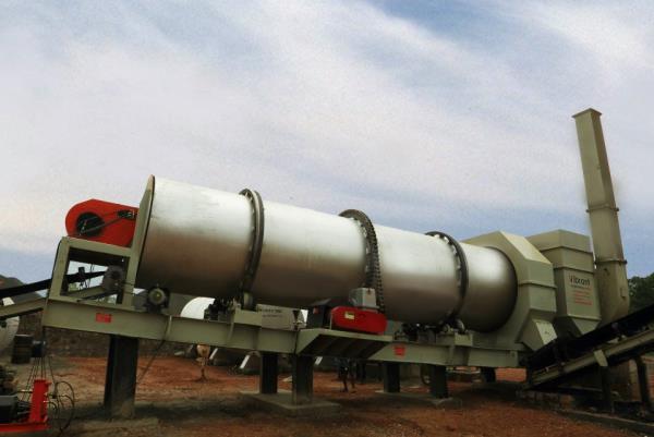 Vibrant Construction Equipments Pvt Ltd manufactures Asphalt Drum Mix Plants of the following capacities :  DM45 (40-60 TPH) DM50(60-90 TPH) DM60(90-120 TPH)