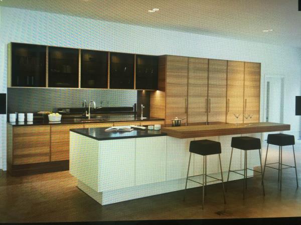 Customised Modular kitchens