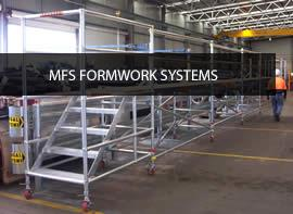 Find Here listings of aluminium scaffolding, aluminium scaffolding manufacturers, aluminium scaffolding suppliers...for more information visit our site...http://mfsformwork.com/  scaffolding manufacturer in delhi,  aluminum scaffolding in d - by MFS FORMWORK SYSTEMS, Faridabad