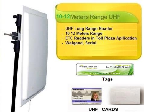 RFID Long Rang Reader  We are Leading supplier & wholeseller for UHF RFID Long Rang Reader RFID Reader are applications such as supply Parking Management solution We carry a wide range of antenna to UHF stand a lone RFID Reader,  The products can be compatible with multi-protocol, large volume quickly read linear polarization antenna is no limited of direction for tag, we are involved in offering an extensive range of RFID Long Range Reader 0-15 Mtr to meet the demands of our clientele.  For Catalogue : https://files.acrobat.com/a/preview/d3565aa7-59f1-42b8-8c88-a93536892c46 Buy Now!! +91-9810766866 http://www.indiamart.com/pioneer-system-delhi/search.html?ss=RFID%20Long%20Range%20Reader UHF RFID Long Rang Reader Suppliers