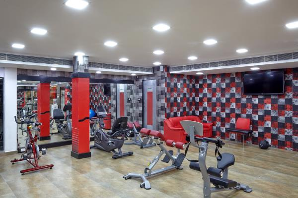 Unisex Fitness Centre in Ramapuram - by Solid Fitness, Chennai